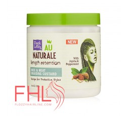 Soins Tresses Dark & Lovely Au Naturale Braiding Custard