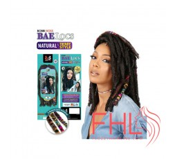 Crochet Braids Bobbi Boss Bae Locs 12""