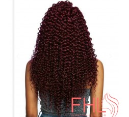 Crochet Braids Afri Naptural 3X Stream Curl Braid 18""