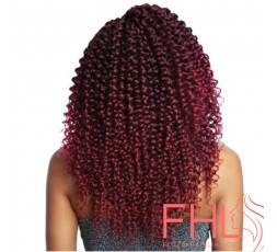 Afri Naptural 3X Water Wave 14""