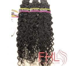 Afri Naptural 3X Stream Curl Braid 18""