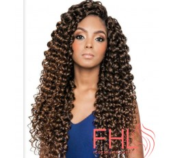 Crochet Braids Afri Naptural Water Fall Pre Streched 18""