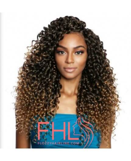 Crochet Braids Afri Naptural 3x Paradise Curl Pre Looped Crochet 18""