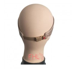 Accessoire de Coiffure Velvet Wig Grip Réglable Pour perruque