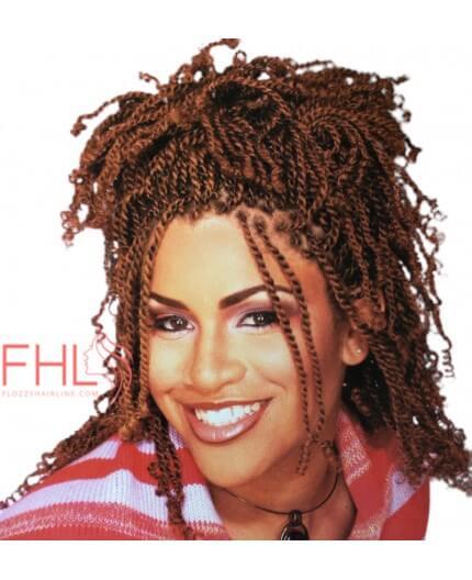 "Sensationnel Afro Twist Soft Braid 8"""