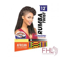 Sensationnel African Collection Rumba Twist 12""