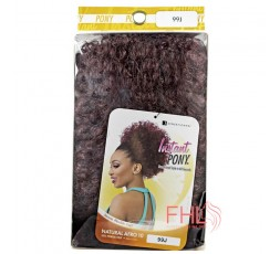 Sensationnel Postiche Natural Afro 10""