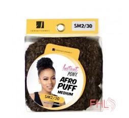 Sensationnel Postiche Afro Puff Medium