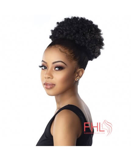 Sensationnel Postiche Afro Puff Large