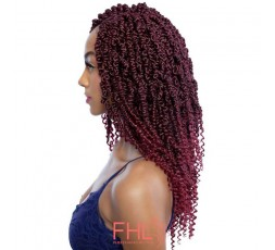 Afri Naptural 2X Gorgeous Passion Twist 14
