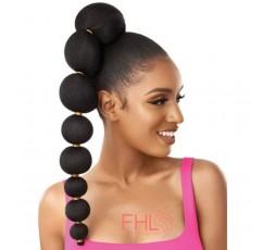 Postiche Outré Afro Bubble Ponytail