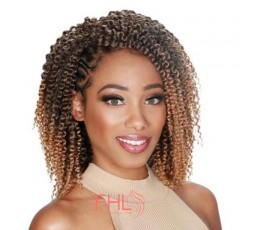 Zury Crochet Braid V8910 Kinky Twist Out