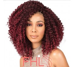 Bobbi Boss Brazilian Water Curl 10""