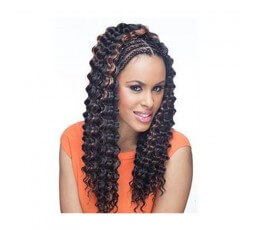 Cherish DEEP TWIST Braid Bulk 22""