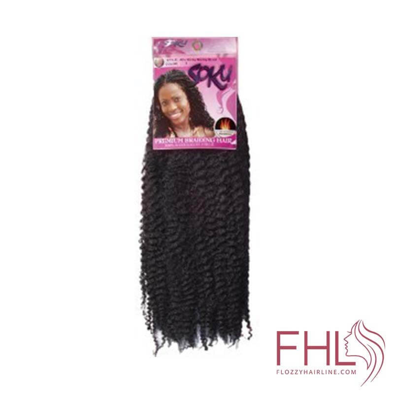 Soku Afro Marley Braid