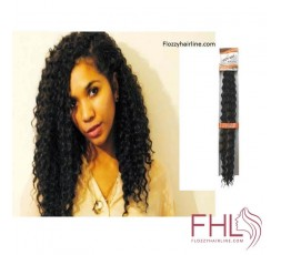Aftress Deep Twist Bulk Braid