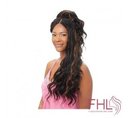 Freetress Yaky Loose Deep Braid 24""