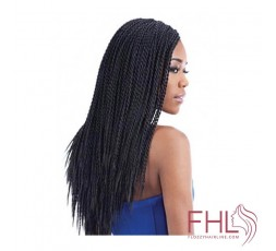 Freetress Long Senegalese Twist Crochet Braid