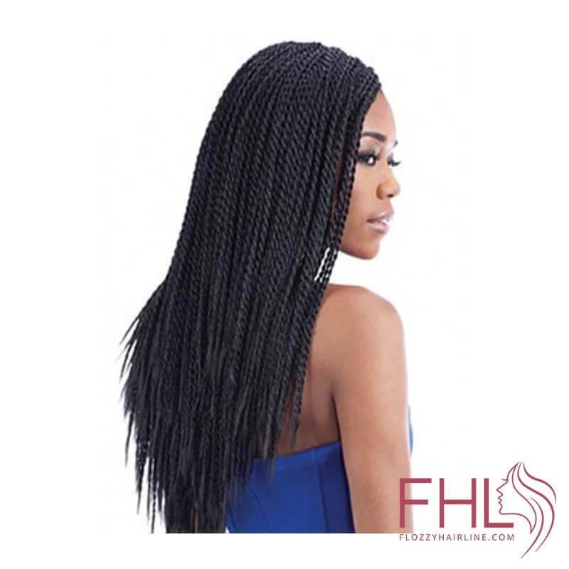 Freetress Long Senegalese Twist Crochet Braid