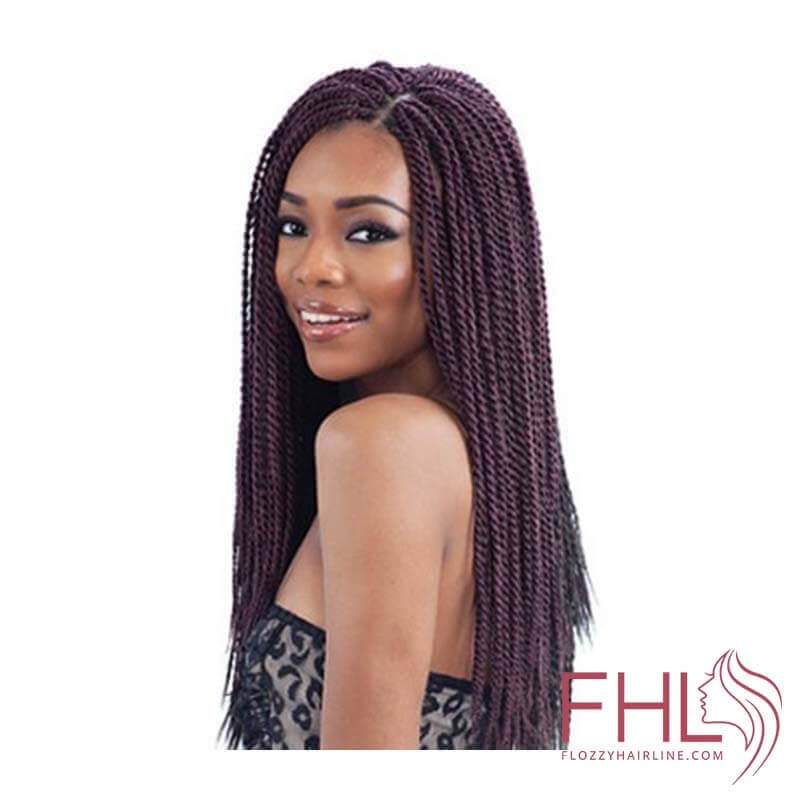 Freetress Small Senegalese Twist Crochet Braid