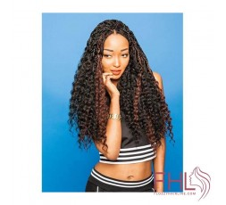Urban Crochet Braid Retro 24""