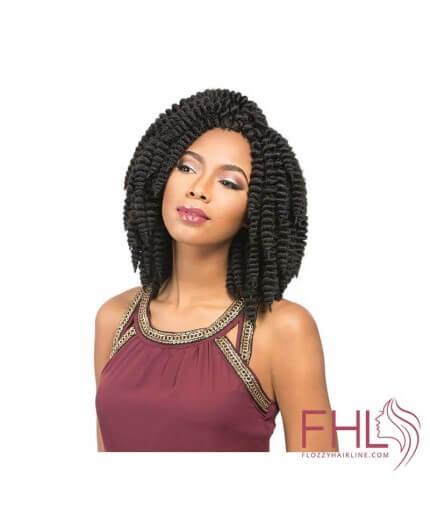 "Sensationnel African Collection Bantu Crochet Braid 12"""