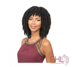 Sensationnel African Collection Bantu Crochet Braid 12""