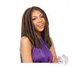 Sensationnel African Collection Senegal Twist Braid 12""