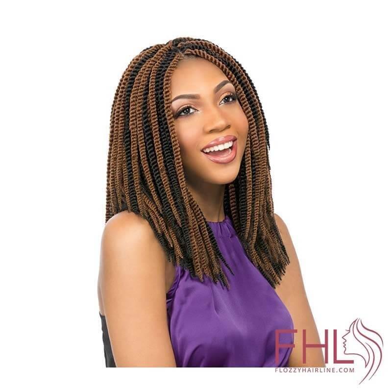 "Sensationnel African Collection Senegal Twist Braid 12"""