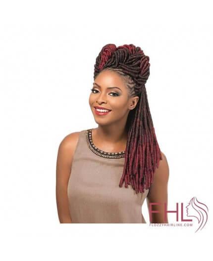 """Sensationnel African Collection Soft Faux Locs 14"""""""