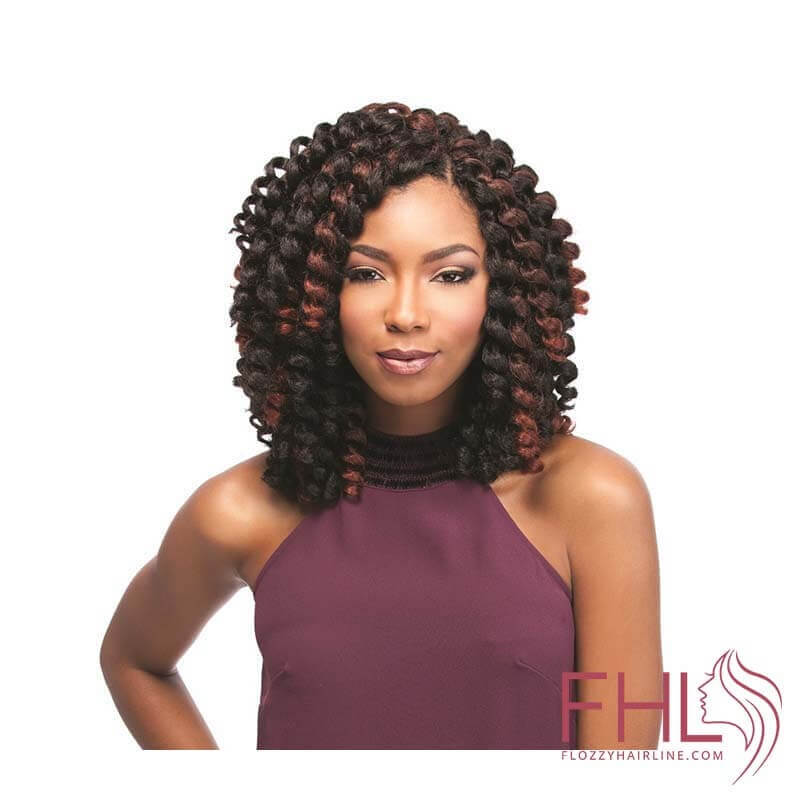 Sensationnel Jamaican Bounce Crochet Braid 26""