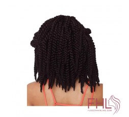 X-Pression 3D Crochet Braid 12""