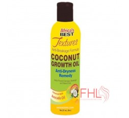 Africa's Best Anti Breakage Coco Growth Oil