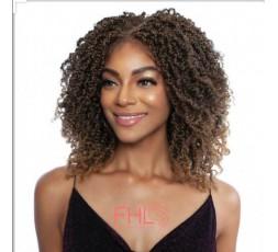 "Mane Concept Bahamas Twist Lace Wig 14"""
