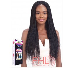 Freetress Equal Million Twist Perruque Tressée 22""