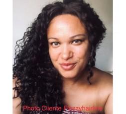 Sensationnel Lace Front Perruque Solange