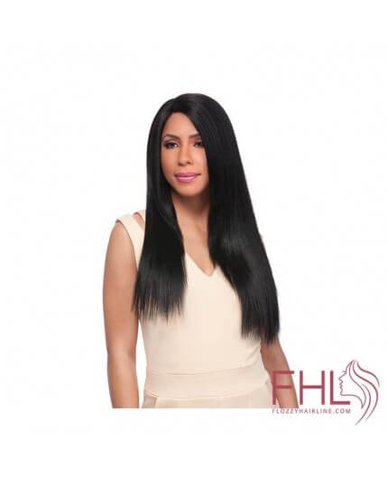 Sensationnel Lace Front Perruque Yaki 24""