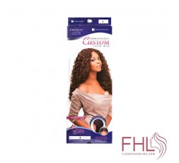 Sensationnel Lace Front Perruque Italian Curl
