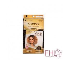 Sensationnel 4x4 Swiss Lace Perruque Porsha