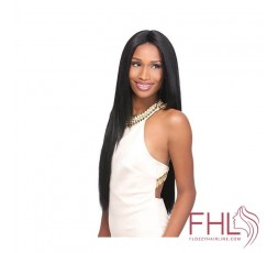 Sensationnel Lace Front Perruque Yaki 30""