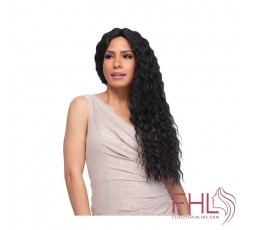 Sensationnel Lace Front Perruque French Wave