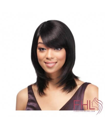 It's a Wig Indian Remi Perruque Natural Kerry