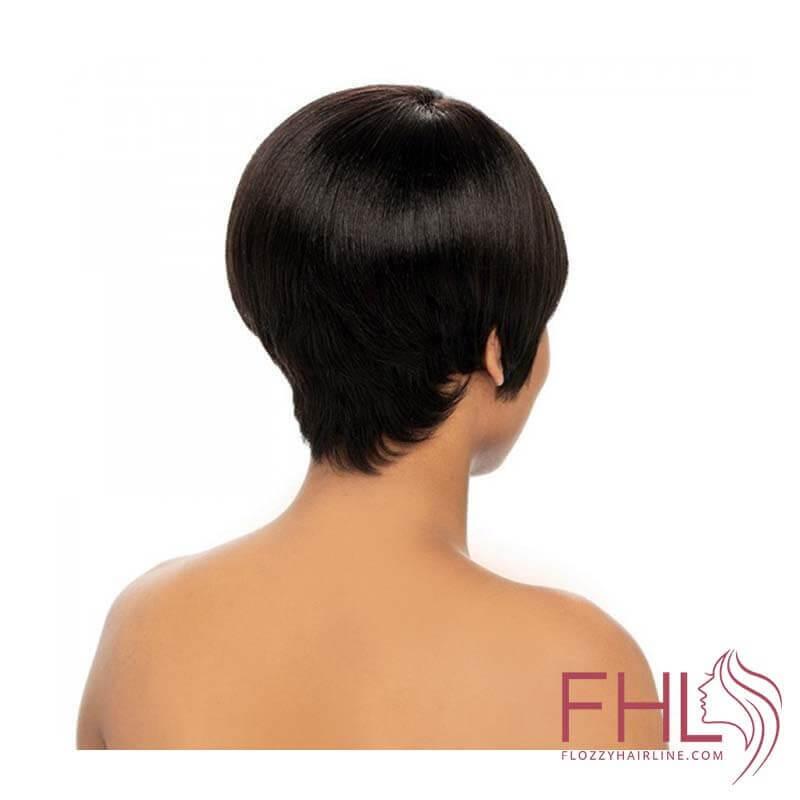 It's a Wig Indian Remi Perruque Natural Tara