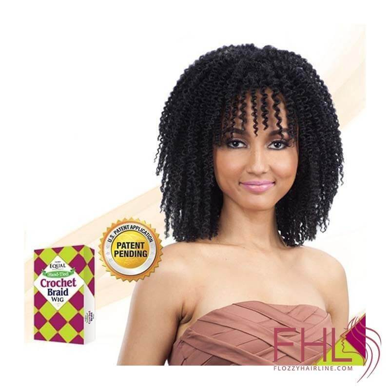 Freetress Perruque Straw Rod Twist Out