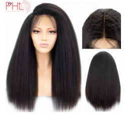 360 Lace Frontal Perruque Afro