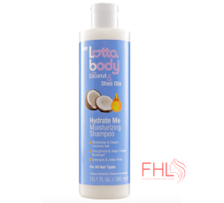 Lottabody Coconut and Shea hydrate me Shampoo