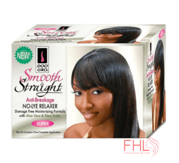 Doo Gro Smooth and Straight No Lye Relaxer