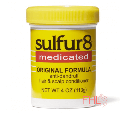 Sulfur8 Scalp Conditioner Original Formula