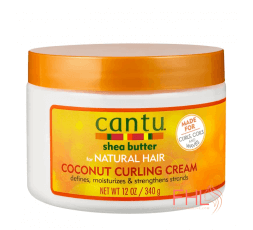 Cantu Shea Butter Coconut Curling Cream 12oz