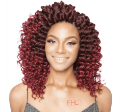 Mane Concept 2x Fancy Wave Crochet Braid 10""